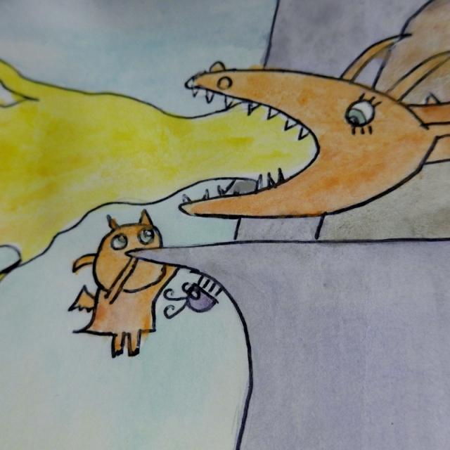 The Somethingosaur a