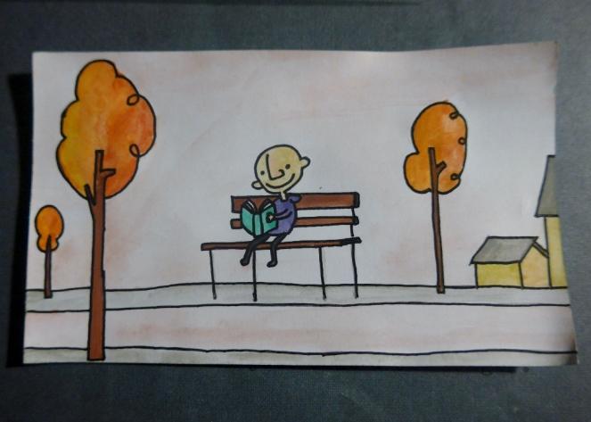boy reading 0