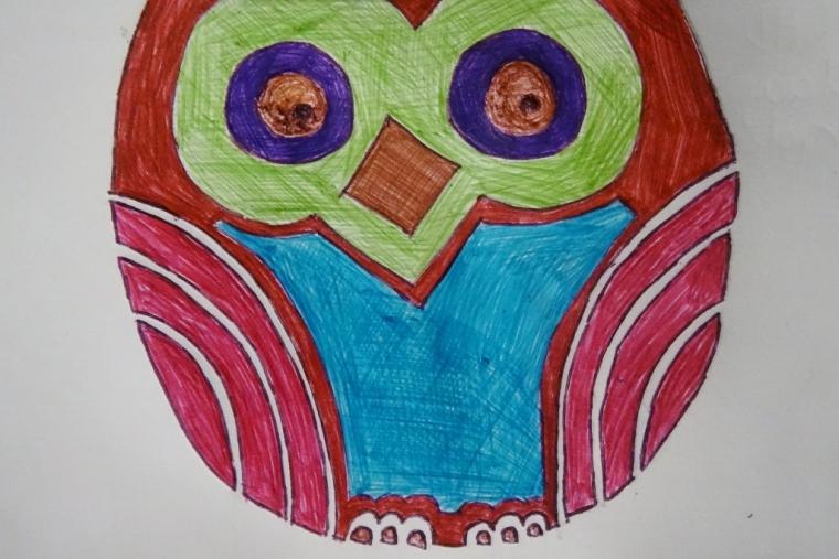 ICAD 2015 - day 5 - owl -