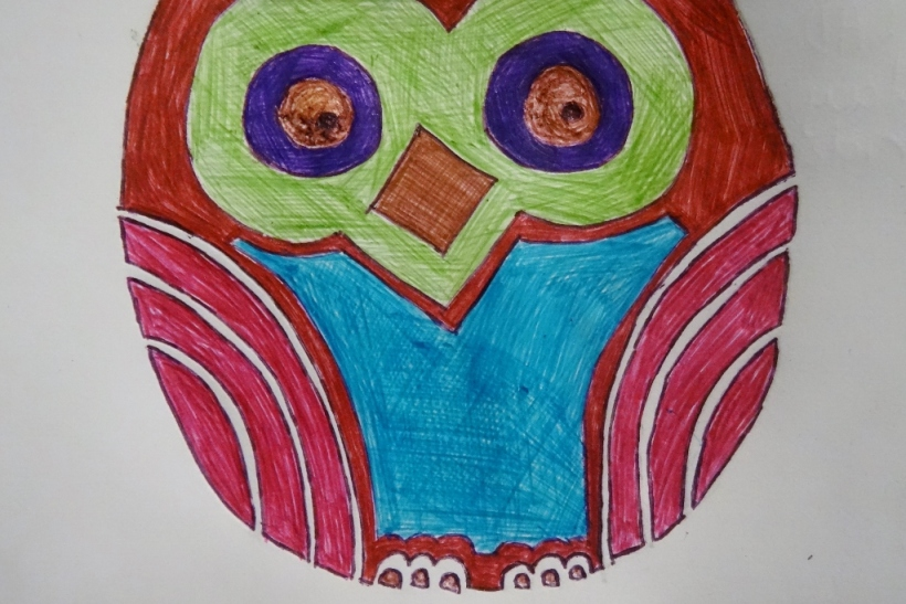 ICAD 2015 - day 5 - owl -