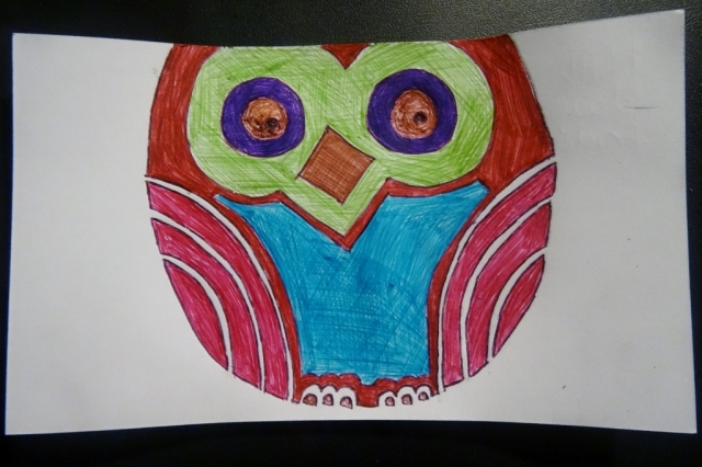 ICAD 2015 - day 5 - owl